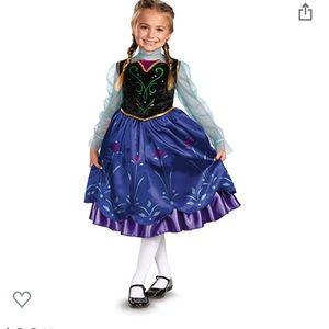Disney Frozen Anna Costume M